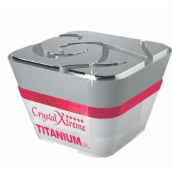 UV gel Xtreme TITANIUM Gel 50ml