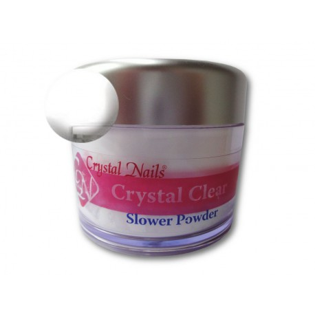 Crystal Clear Acrylic 100g Slower