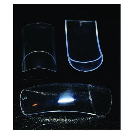 Clear Classic Tip Box 100 ks