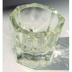 Skleněná miska na liquid