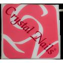Podsedák Crystal Nails