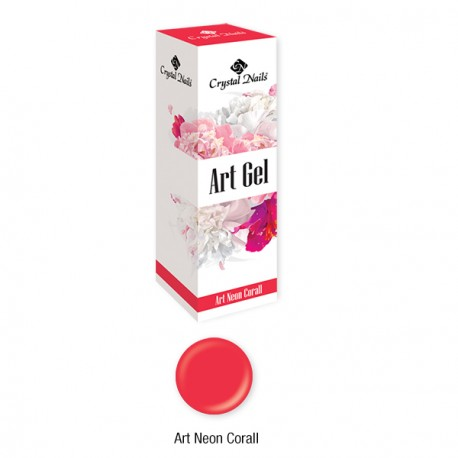 neon Corall Art gel 5ml