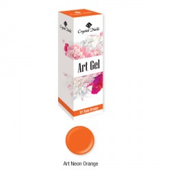 neon Orange Art gel 5ml