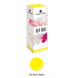neon Yellow Art gel 5ml
