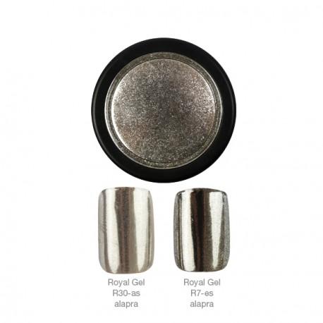 Chromový pigment - Silver