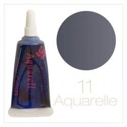 Akvarelová krémová barva 11