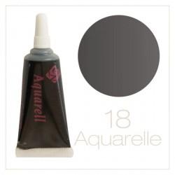 Akvarelová krémová barva 18