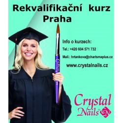 """Rekvalifikační kurz 2021 -  """"Manikérka a nehtová designerka"""""""
