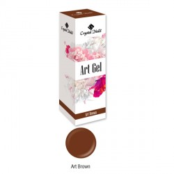 Brown Art gel 5ml