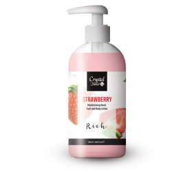 Krém Strawberry - Rich 250ml