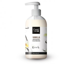 Krém Vanilla - Rich 250ml