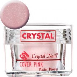 Cover Pink CRYSTAL Acrylic 17g