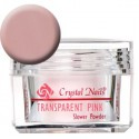 Transparent Pink Acrylic 28g - SLOWER